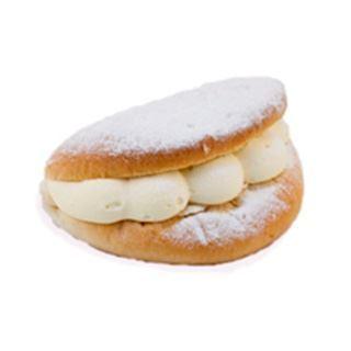 Afbeelding van pudding broodje