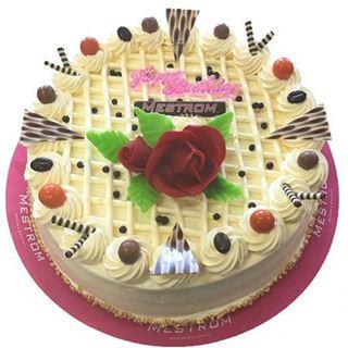 Afbeelding van Creme taart