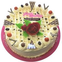 Afbeelding voor categorie Creme taarten