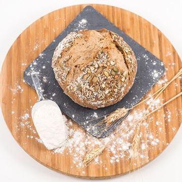 Afbeeldingen van Rustiek granen/zaden