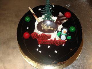 Afbeelding van chocolade mousse mignon