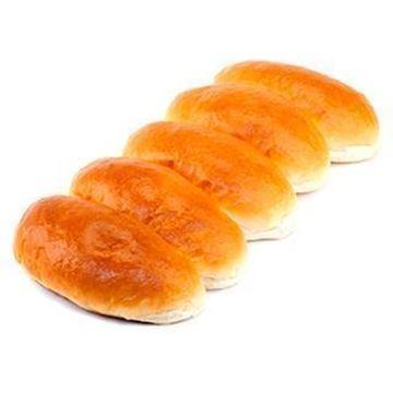 Afbeeldingen van Belgische broodjes zak 6 stuks